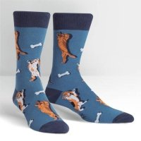 Skarpety męskie Sock It To Me Raise the Woof MEF0370