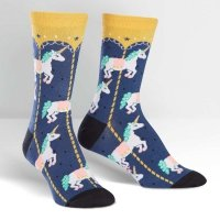 Skarpety damskie Sock It To Me Carousel W0129