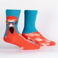 Skarpety męskie Sock It To Me Ready To Flamingle MEF0420