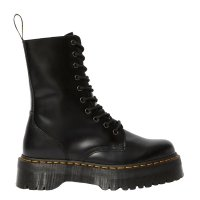 Buty Dr. Martens JADON HI Black Polished Smooth 25565001