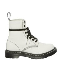 Buty Dr. Martens 1460 PASCAL Optical White Virginia 25818113