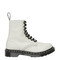 Buty Dr. Martens 1460 PASCAL HARDWARE Bone Virginia 26104115