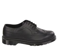 Półbuty Dr. Martens 3989 MONO Black Smooth 22916001