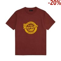 T-Shirt Dr. Martens LOGO Dark Red AC723623