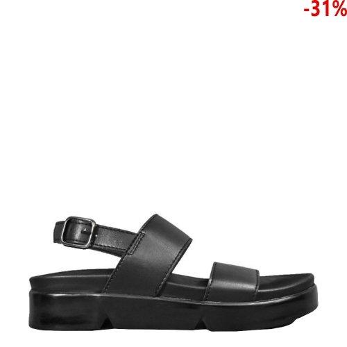 Sandały Altercore CAMILLE Black VEGAN