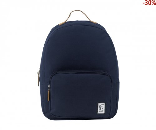 Plecak The Pack Society CLASSIC BACKPACK SOLID MIDNIGHT BLUE 999CLA702.26