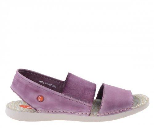 Sandały Softinos TAI 383 Lilac Washed P900383012