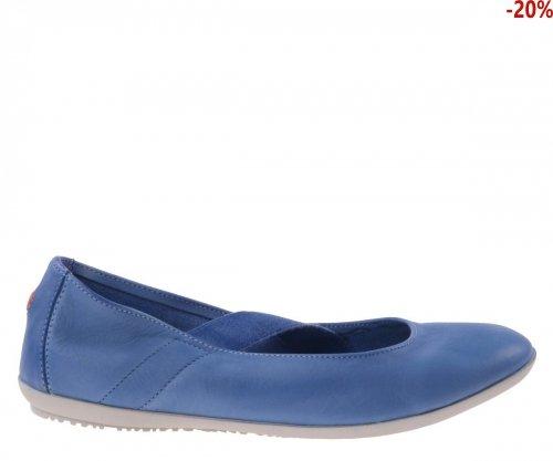 Balerinki Softinos OCK 422 Lavender Blue Washed P900422002