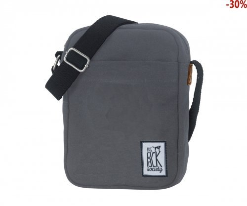 Saszetka The Pack Society SHOULDERBAG SOLID CHARCOAL SMALL 999CLA751.03