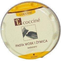 Pasta do skóry licowej naturalny wosk i żywica nadaje barwę i połysk SHOE WAX (40 g)