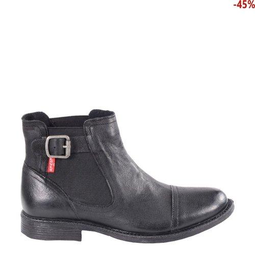 Botki Levi's MAINE W CHELSEA Regular Black 23067887259