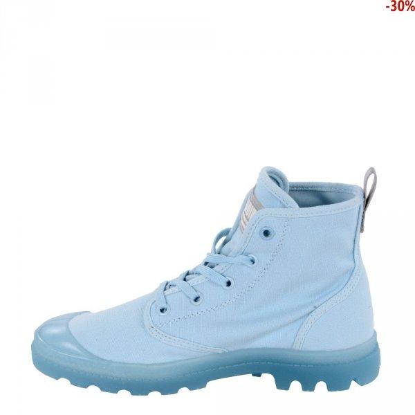 Buty Palladium PAMPALICIOUS Starlight Blue 96205422