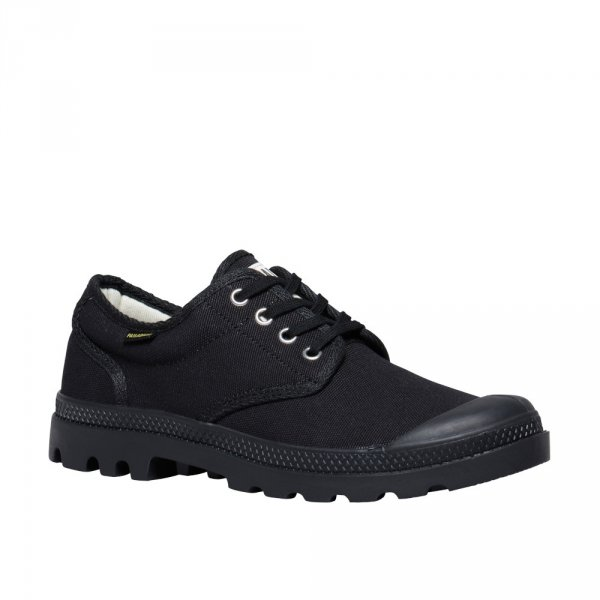 Buty Palladium PAMPA OXFORD ORIGINALE Black Black 75331060