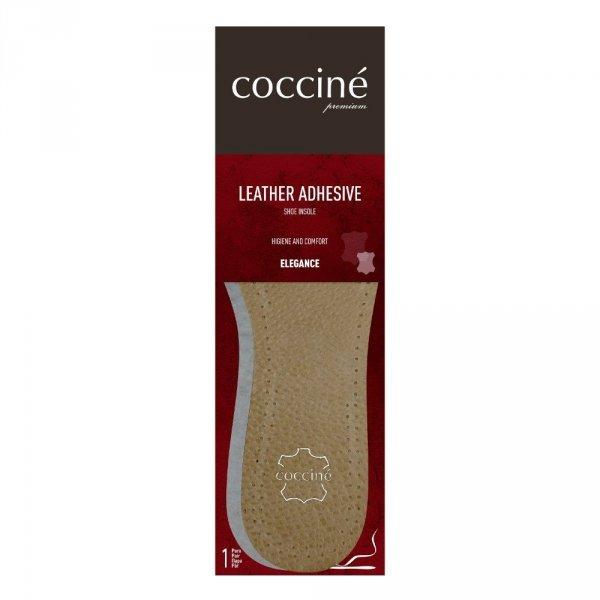 Wkładka Coccine LEATHER ADHESIVE Naturalna