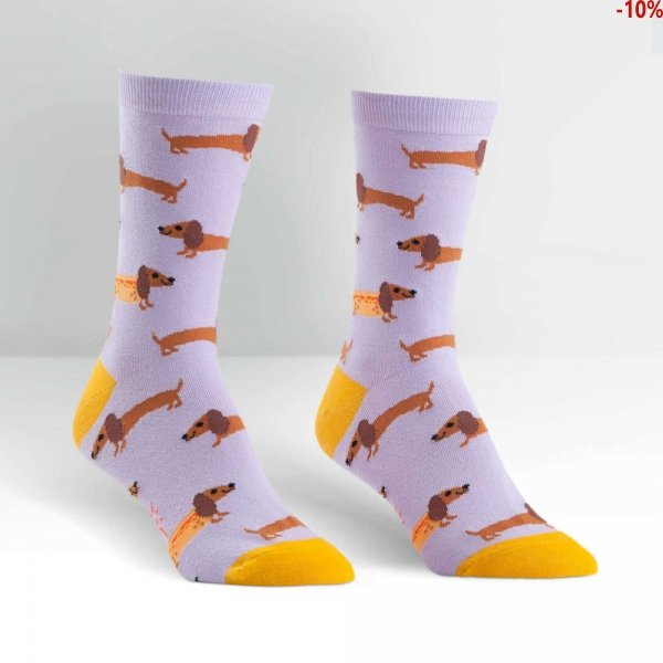 Skarpety damskie Sock It To Me Hot Dogs W0056