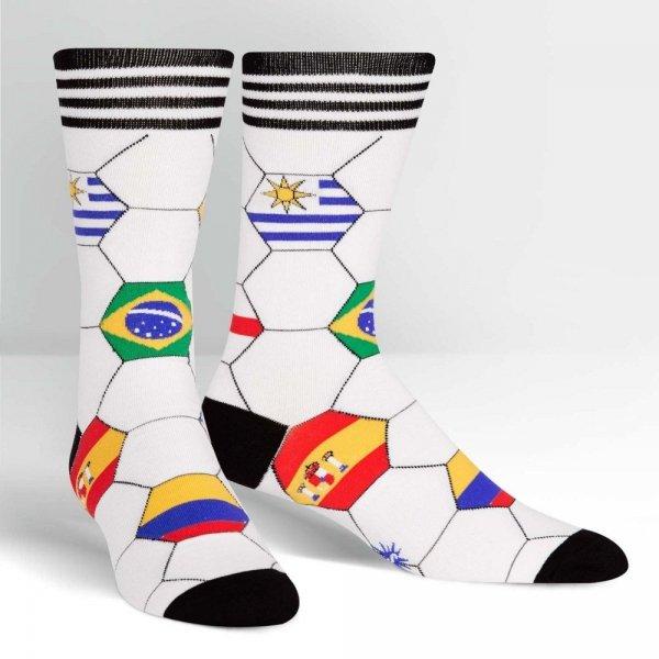 Skarpety męskie Sock It To Me Kick It MEF0298