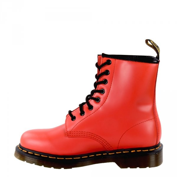 Buty Dr. Martens 1460 SATCHEL Red Smooth 24614636