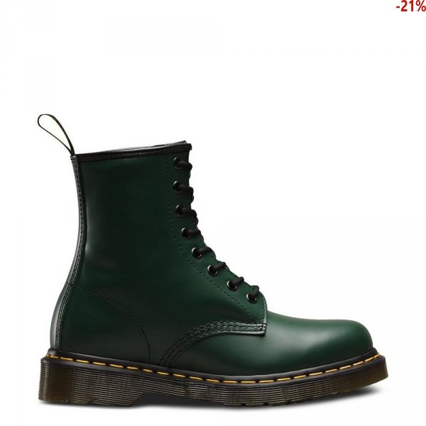 Buty Dr.Martens 1460 Green Smooth 11822207