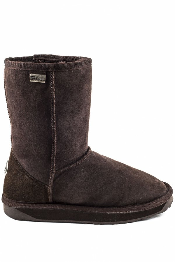 Buty Emu PLATINUM STINGER LO Chocolate WATER RESISTANT