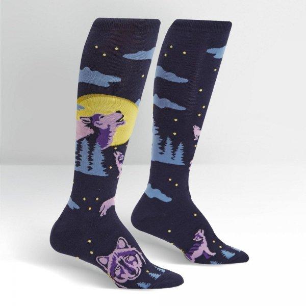 Skarpety damskie Sock It To Me 6 Wolf Moon F0478
