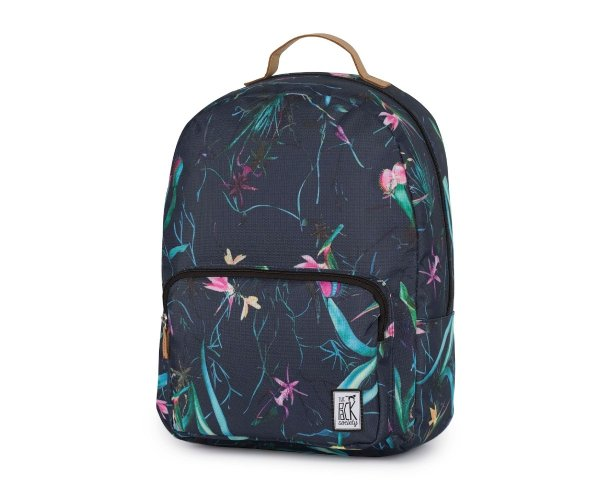 Plecak The Pack Society CLASSIC BACKPACK Dark Blue Jungle 184CPR702.75
