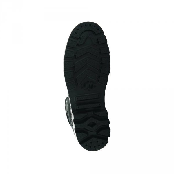 Buty Palladium HI ZIP NBK W Black 96440-008
