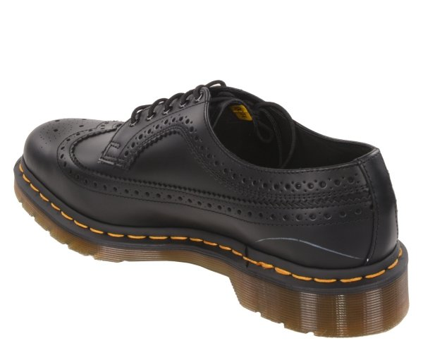 Półbuty Dr. Martens 3989 YS Black Smooth 22210001