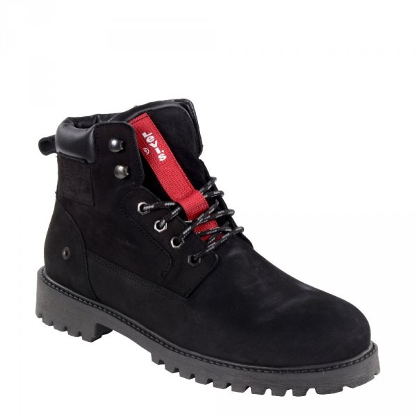 Trapery Levi's HODGES Brilliant Black 2228760170360