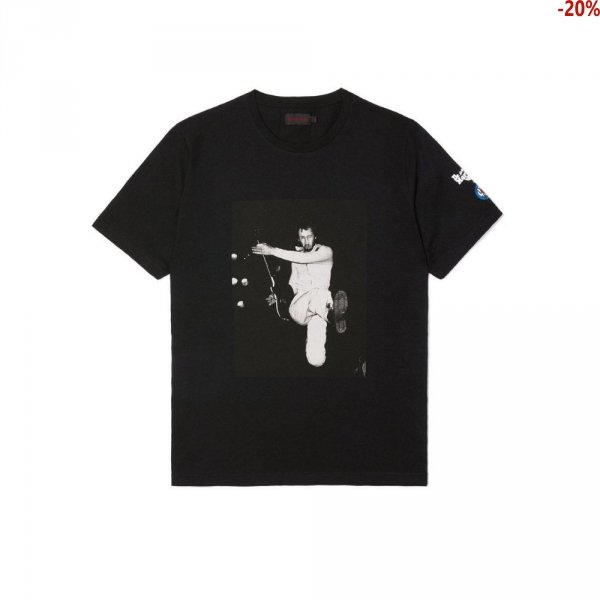 T-Shirt Dr. Martens THE WHO PHOTO T-SHIRT Black AC827001