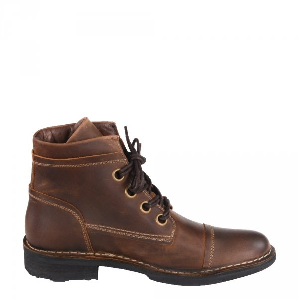Buty Fly London RIZE 976 Mocca Timpa P210976002