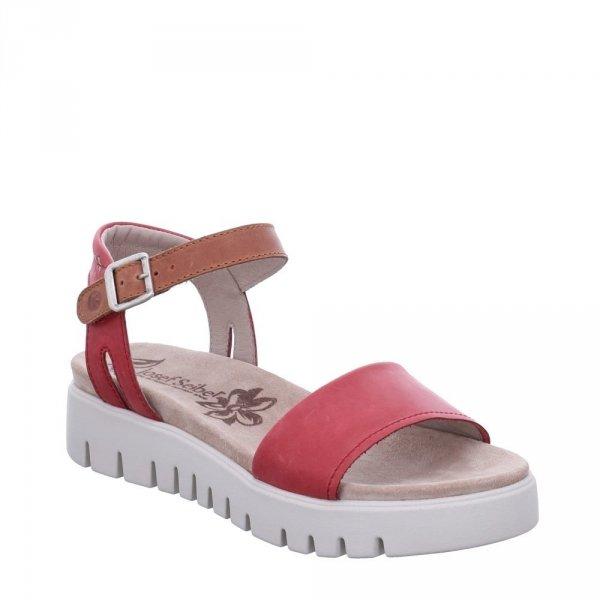 Sandały Josef Seibel THEA 05 Surf Rot Kombi 69805727401