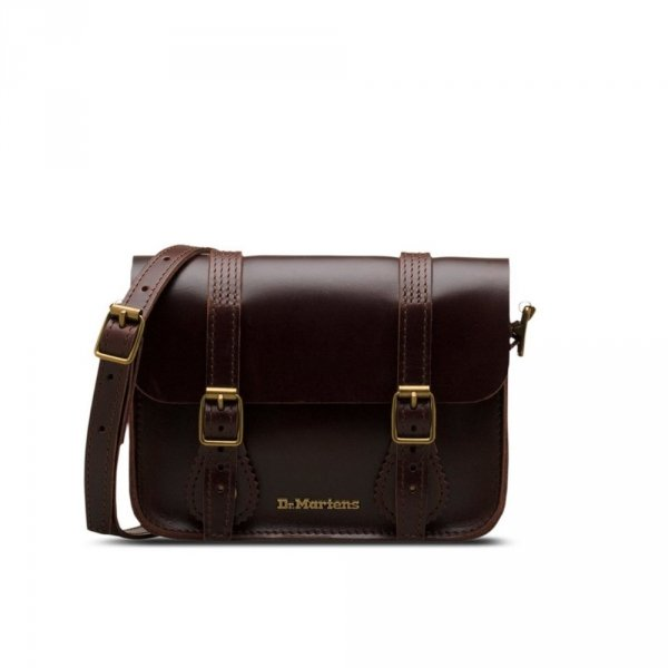 Tornister Dr. Martens 7 INCH LEATHER SATCHEL Charro Brando AB098230