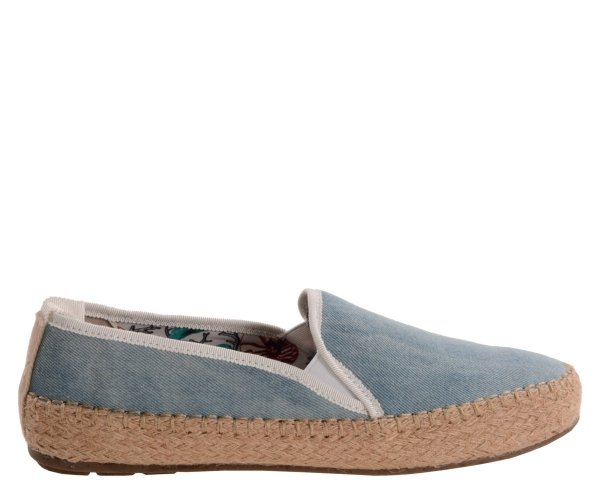 Espadryle Emu GUM Light Denim W11385