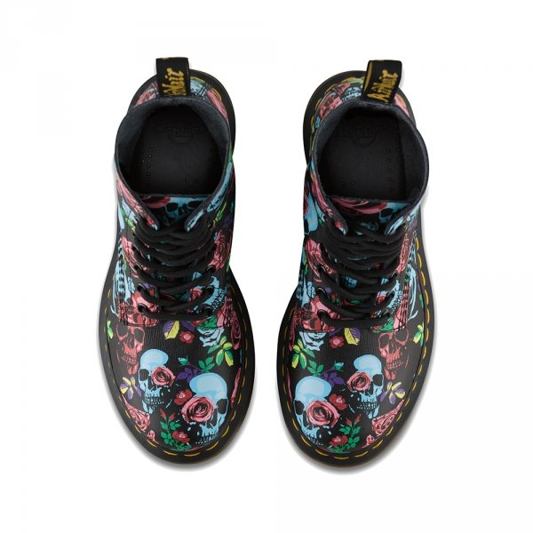 Buty Dr. Martens 1460 PASCAL ROSE Multi 24427102