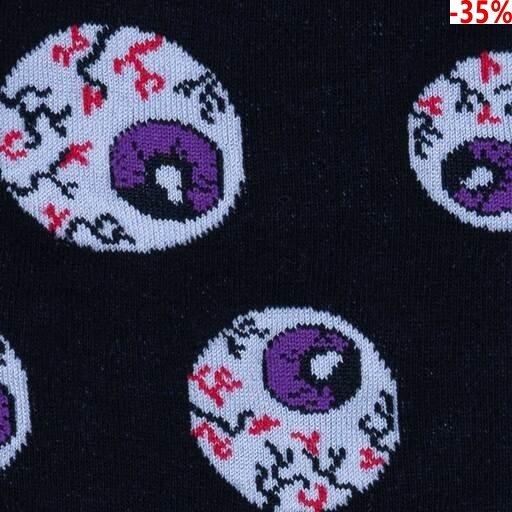 Skarpety męskie Sock It To Me All Eyes On Me (Święcą w ciemności!) MEF0464