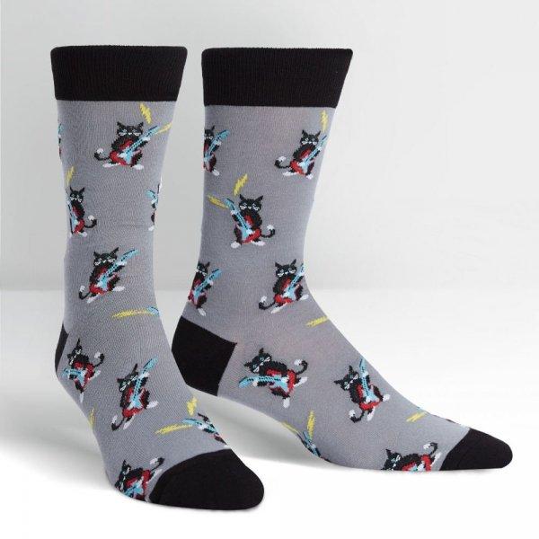 Skarpety męskie Sock It To Me Rock Paw-ty MEF0308