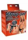 Proteza-5261000000 Strap-on!-Wibrator