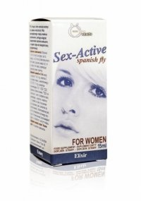 Sex-Active, najmocniejsze krople dla kobiet