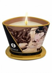 Świeca/krem-SHUNGA CANDLE CHOCOLATE 170 ML