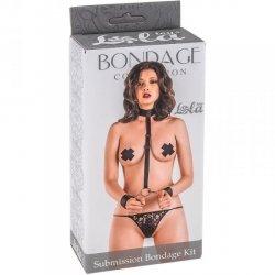 Wiązania-Submission Bondage Kit One size