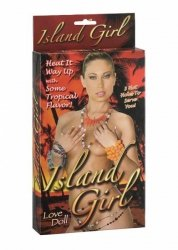 Lalka-ISLAND GIRL DOLL