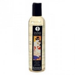 Olejek-SHUNGA MASSAGE OIL ROMANCE 250 ML