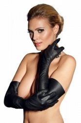 Rękawiczki skórzane XL