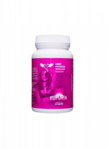 Tabletki na libido Euforia- 60tab