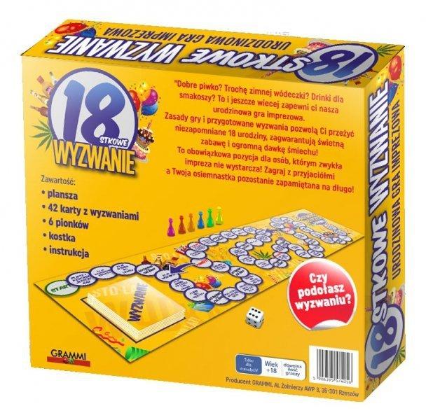 Gry-18-stkowe Wyzwanie Gra Urodzinowa