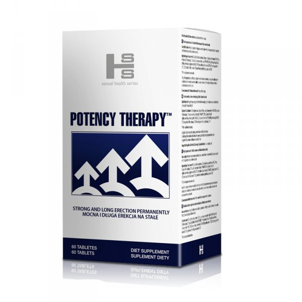Potency Therapy 60kaps