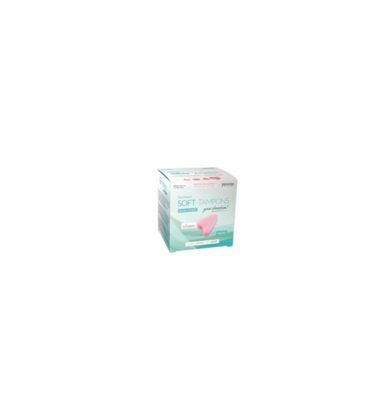 Soft-Tampons normal (box of 3)