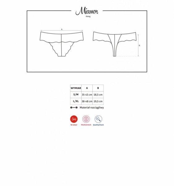 Miamor stringi L/XL