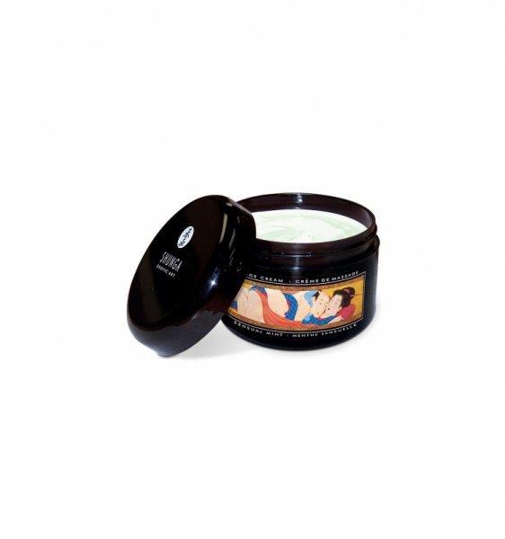 Shunga - Sensual Mint Massage Cream 200 ml