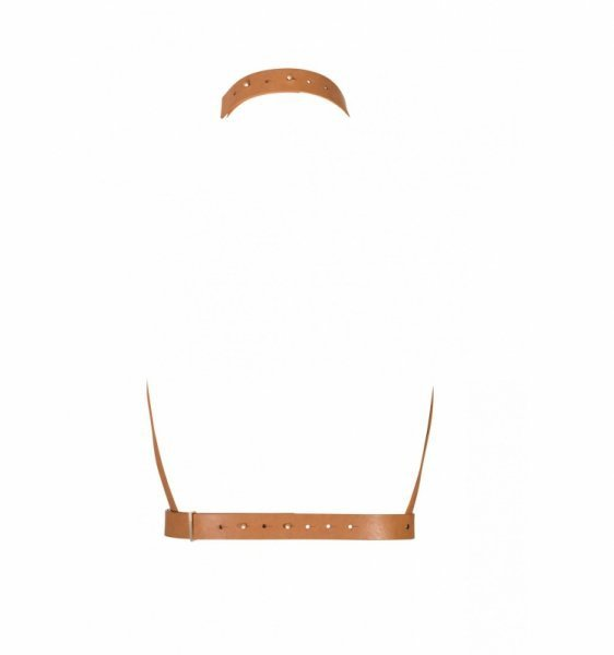 Bijoux Indiscrets - MAZE H Harness Brown
